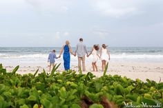 beach family portraits in Puerto Morelos, Mexico, melissa-mercado.com