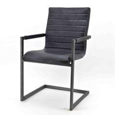 Stoel Swan met armleuning 90078 http://www.onlinewoonwinkel.nl/product/stoel-swan-met-armleuning-90078/