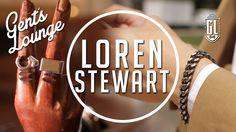 Wearing Jewellry Like A Gent (Ft. Loren Stewart) || Gent's Lounge
