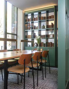 Discover the heartbeat of Dublin in an unforgettable location. Dublin Hotels, Dublin City, Work Desk, Heartbeat, Living Area, Colour, Interior Design, Green, Table