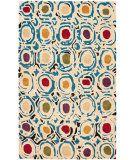 RugStudio presents Safavieh Soho Soh828a Ivory / Multi Hand-Tufted, Better Quality Area Rug