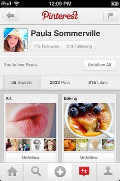 Follow her definitely