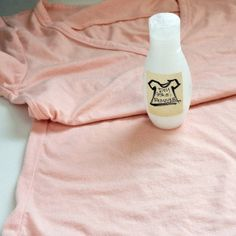 How to make your own stain remover!