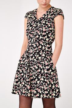 Louche Cathleen Rose Dress