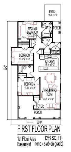 3 bedroom condo floor plans google search home for Wheelchair accessible floor plans