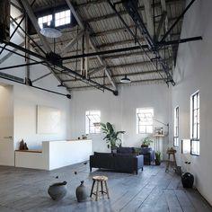 Waimatou Co-working Loft by Naturalbuild Architects in Shanghai China   Yellowtrace