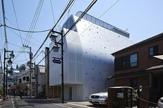 www.terenceproperties.com #terenceproperties.com A.L.X. / junichi sampei completes C.F.X. apartments in tokyo