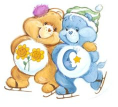Friend Bear and Bedtime Bear