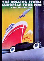 THE ROLLING STONES - EUROPEAN TOUR, 1970