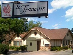 le FRANCAIS 269 S. Milwaukee Avenue, Wheeling-Always wanted to eat here-