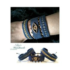 Macrame Bracelets, Handmade Accessories, Pandora, Jewels, Beads, Collection, Bijoux, Knots, Bracelets