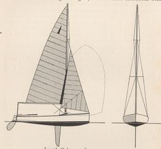 The history and design of the racing dinghy