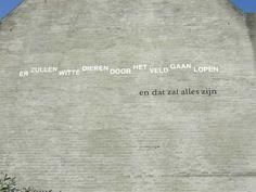 Jan Arends - uit: Lunchgedichten - Utrecht