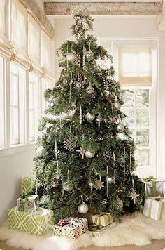 Kerstboom van boeken