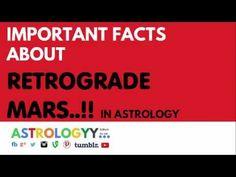 RETROGRADE MARS / PLANET MARS RETROGRADE IN BIRTH CHART(HOROSCOPE) ASTRO...