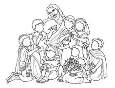 awesome children of the world coloring pages special picture