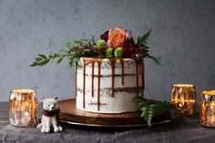 Get the recipe for this Chocolate Rosemary Brownie Cake by Tessa Huff on the west elm blog!