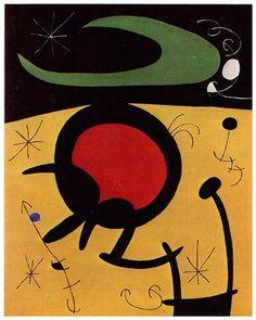 Vuelo de Pajaros @ Joan Miro