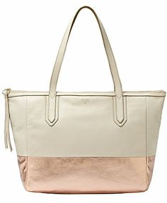 Y_lesspkt_Fossil Sydney Leather Shopper  Web ID: 1051442 Be the first to write a review. Orig. $178.00 Was $132.99 Now $98.99