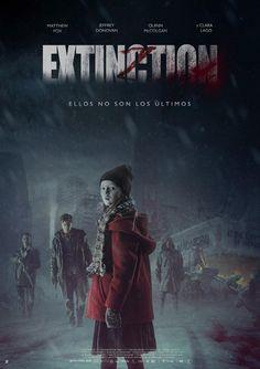 Solo yo: Película: Extinction. Extinción