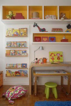 Idéia quarto infantil