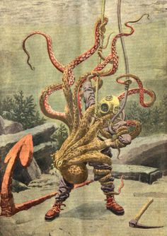 fuckyeahsquids:    2headedsnake:    them-thangs.com    i <3 all the octopus tumblrs. tentacles loves