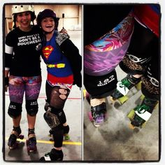 Roller Derby Fashion - A blog by Shellosaurus from the Lakeland Derby Dames