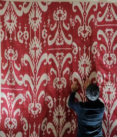 Ikat Central Asia