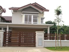 Planning To Build Your Own House? Check Out The Photos Of These Beautiful 2  Storey