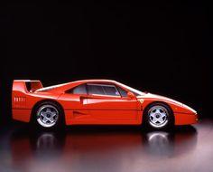 Ferrari F40 Celebrates 30th Birthday