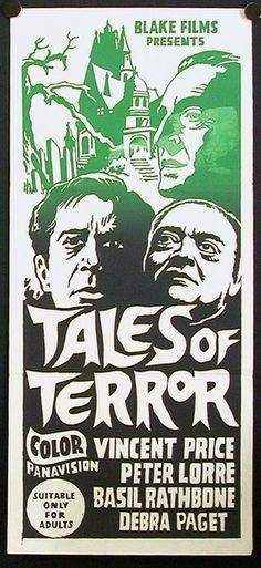 Tales of Terror (1962) via Australia