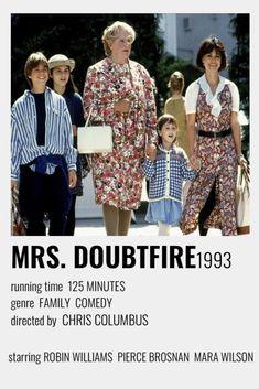mrs doubtfire Polaroid minimalist movie poster Iconic Movie Posters, Minimal Movie Posters, Iconic Movies, Film Polaroid, Polaroids, Film Poster Design, Poster Art, Film Movie, Mrs Doubtfire