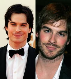 Ian Somerhalder -- better bare, or with facial hair? Either way he is still HOT!!