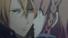 amnesia anime gif kiss - Buscar con Google