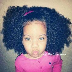 kiddie curls from Curlbox