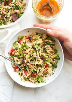 A copycat recipe for Panera's Asian Sesame Chicken Salad.This salad is made with romaine, wonton strips, almonds, chicken, and an asian sesame vinaigrette.