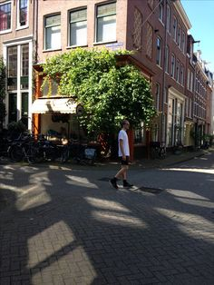 Goudsbloemstraat, Amsterdam.