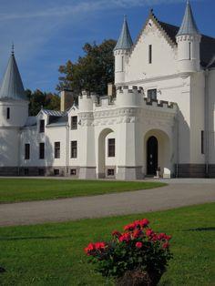 Alatskivi Castle (built in 1880-1885 by Arvid von Nolcken), Tartu County, Estonia
