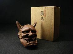 Hannya Mask Carving www.thehannyamask.com