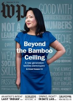 Beyond the bamboo ceiling by Krissah Thompson