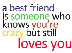 Crazy Friends Forever Quotes,Friends.Quotes Of The Day