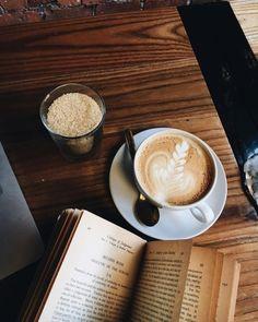 Tea, Coffee, and Books Coffee Barista, Coffee Cozy, I Love Coffee, Coffee Art, Coffee Break, Best Coffee, Coffee Time, Morning Coffee, Tea Time
