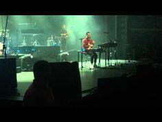 [HD] Chet Faker - Moondance (2015, Live, Lisbon/Portugal) - YouTube