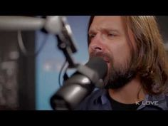 "K-LOVE - Third Day ""Your Love Is Like A River"" LIVE - YouTube - Seriously, sometime these little radio studio versions are the best, pure sounds!"