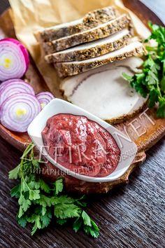 Домашний соус из сливы с чесноком на зиму — Кулинарные рецепты любящей жены