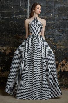 Rosie Assoulin - Fall 2015 Ready-to-Wear - Look 35 of 36