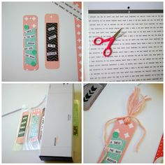 Back-to-School Bookmarks DIY - EverythingEtsy.com