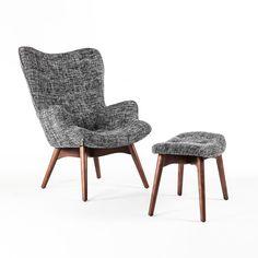 Bobby Armchair Amp Footstool Set S Furniture Armchair
