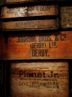 lusting after...vintage boxes...where are the {reasonably} priced ones in wa!!!!