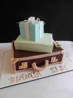 Big cake all chocolate